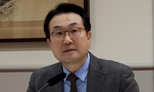 """비건 만난 이도훈 """"미국 정부, 남북관계 개선 지지 재확인"""""""