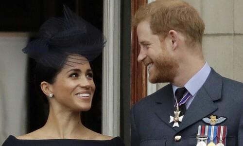 '독립 선언' 영 해리 왕자 부부, 봄부터 왕실 특권 다 내려놓는다