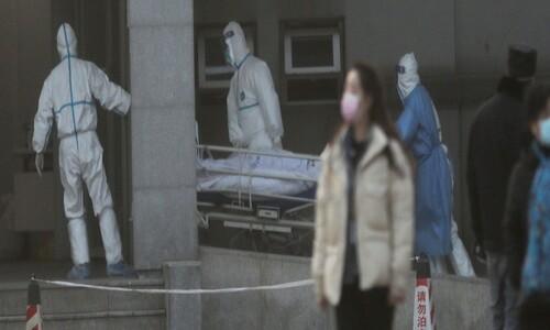 중국, 우한 폐렴 '사람간 전염' 확인…사스급 전염병 지정