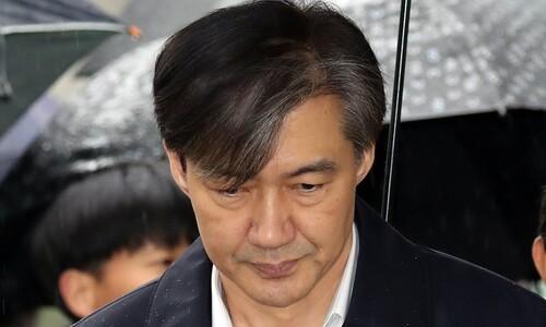 """조국 변호인단, '감찰무마' 기소 반박…""""수사 전체가 사상누각"""""""