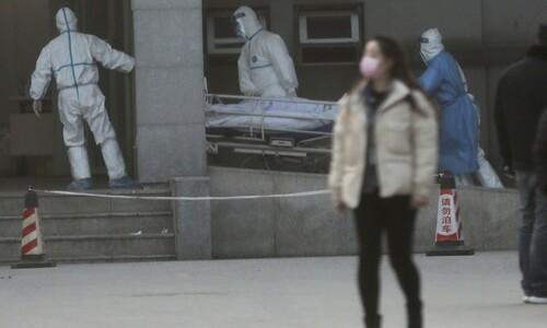 중국 '사스급' 법정 전염병 지정…'우한 폐렴' 사람 전염 확인