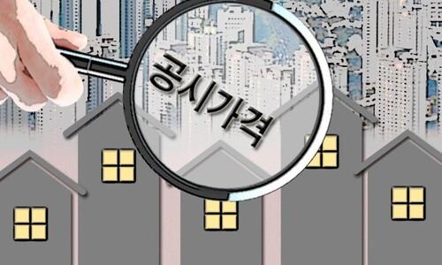 표준단독주택 공시가 4.47% 올라…시세별 역전현상 해소