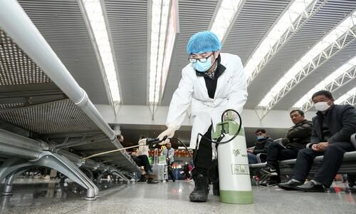 중국, 폐렴 급속 확산에 우한 전면 봉쇄 '극약 처방'