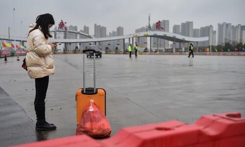 외교부, 중국 우한 등 후베이성 '철수권고'