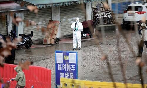 일본, 우한 관광객 태운  버스 운전사 '신종 코로나' 감염