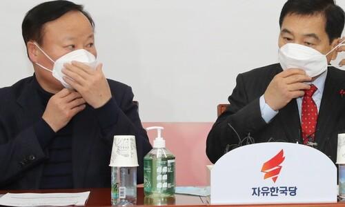 검찰 인사도, 신종 코로나도…보수야권 '기·승·전·정권심판'