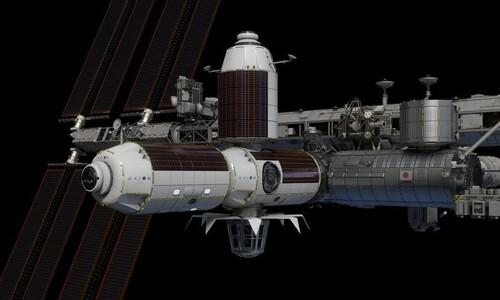 고도 400km 우주호텔 건설 가시화