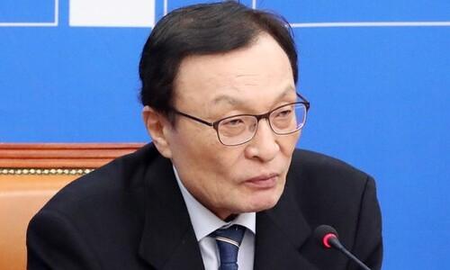 """이해찬·이인영 """"원종건 '미투' 검증 미비…국민들께 사과"""""""