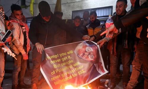 '트럼프 중동구상'에 국제사회…영국 칭찬·아랍 반발·유엔 우려