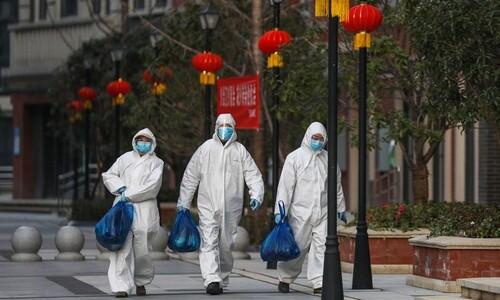 '방역 사각지대' 중국 교도소…400여명 집단 감염 속출 '비상'