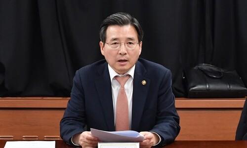 """정부 """"대구·청도 마스크 수급상황 점검…공급 지원하겠다"""""""
