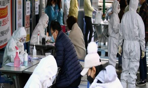 코로나19 중증 9명…상태 심각한 1명은 인공호흡기