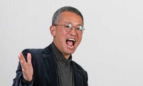 """""""웃으면 겁이 없어진다"""""""