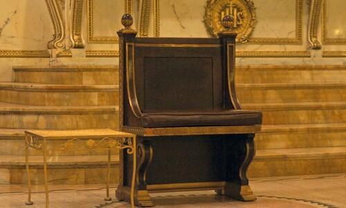 권력의 상징에서 편리로…`의자'의 역사