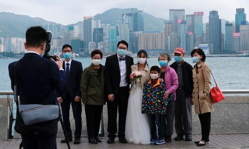 홍콩, 한국에 '적색 여행경보'…한국발 외국인 입경 금지