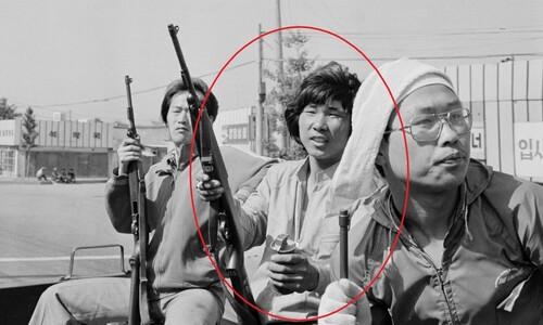 지만원이 '43광수' 지목한 청년…5·18폄훼 증거가 바로 접니다