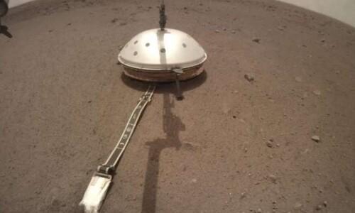 실체 드러난 화성 지진…달보다 강하고 지구보단 약하다