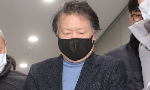 '살인혐의' 국제PJ파 부두목, 도주 9개월여 만에 체포