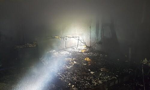 인천 모텔 화재…투숙객 1명 숨지고 3명 다쳐