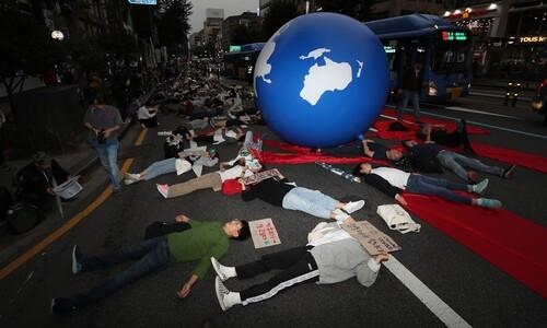 """유권자 77% """"기후위기 공약 제시한 정당·후보에 투표"""""""
