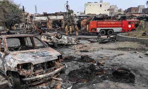 뉴델리 휩쓴 '혐오와 공포'…힌두-무슬림 폭력충돌 27명 사망
