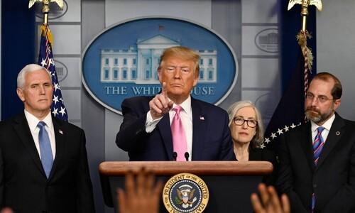 """미국, '한국 여행 재고'로 경고 높여…입국제한은 """"아직 아니야"""""""