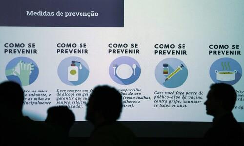 브라질 첫 '코로나19' 확진…중남미 인접국 초비상