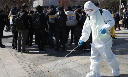 감염병까지 '정치공세', 국민생명 위태롭게 한다