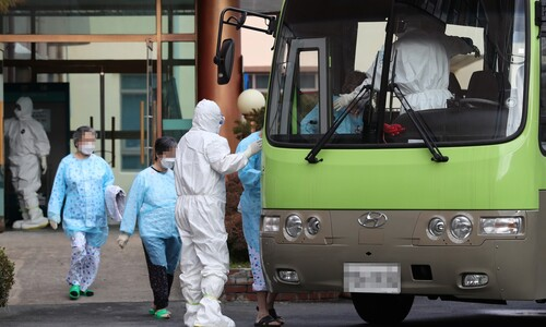 '열악한 환경'에 잇단 사망 뒤에야…대남병원 격리환자 옮긴다