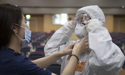 대구 하루 3명 사망…확진자 연이틀 500명 이상 폭증