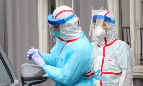 의정부성모병원 집단감염 1일부터 전체 폐쇄 결정