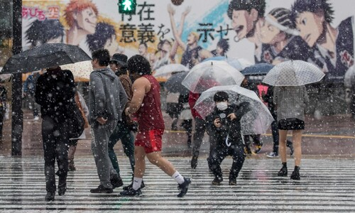 도쿄 코로나19 확진자 증가 기록 또 경신…68명 확진