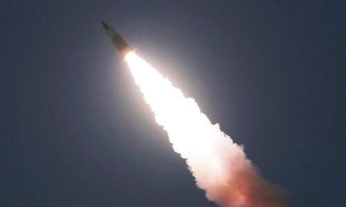 세계가 앓고 있는데…북, 또 단거리 미사일 발사