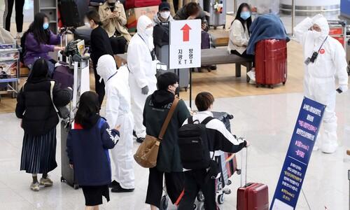 4월1일부터 모든 입국자 '격리'…'거리두기 완화' 사회적 논의