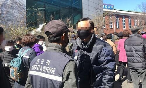 서울시, '전광훈 목사 사랑제일교회' 예배 참석자 고발