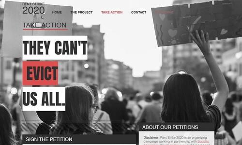 미국, '집세 거부운동' 확산…코로나에 불평등 모순 표출