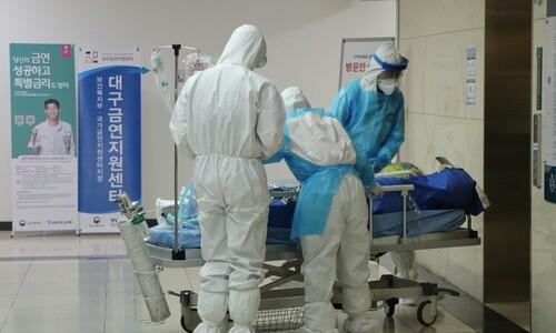 경북 푸른요양원 환자 코로나19로 숨져…168명째