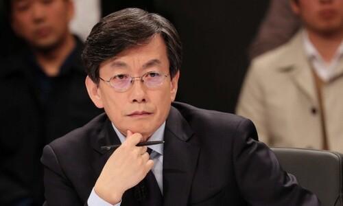 손석희 '김웅 폭행 혐의' 등에 벌금 300만원 약식명령
