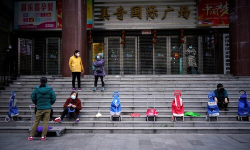 중국 허난성, '무증상 감염자' 발생 중소도시 '우한식 봉쇄'