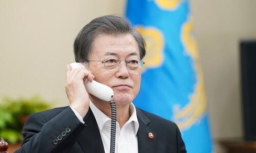 문 대통령 지지율 56% '고공행진'에도 남은 총선 변수들