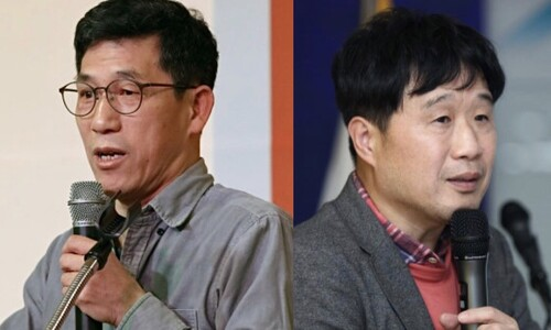 진중권과 서민, 그 '반진영논리'주의자들의 진영논리