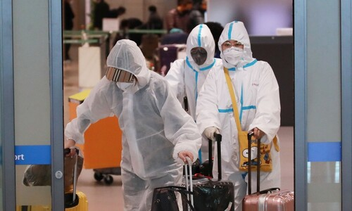 해열제 입국, 자가격리 위반…'징역 1년 또는 벌금 1천만원'