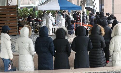 가족 모두 확진, 폐암 남편 사망…구로 콜센터 직원의 비극