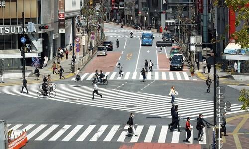 일본 코로나 하루 520명 확진…누적 확진자 6천명 넘어