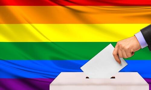"""투표 현장서 """"본인 맞으세요?"""" 질문에 시달리는 트랜스젠더"""