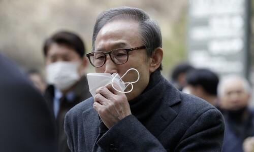 '다스 횡령·삼성 뇌물' 이명박, 징역 17년 확정…곧 재수감