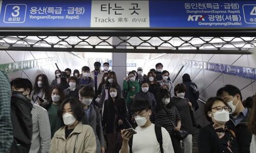 마스크 안 쓰면 내일부터 버스·택시 못 탄다