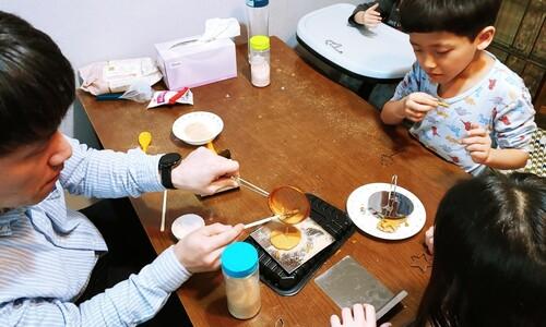 [포토] 성준씨네 가족의 긴급재난지원금 생활기