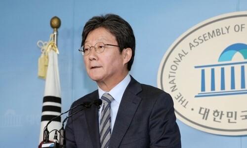 """유승민 """"보수 단일후보 돼 이길 것"""" 2022년 대선 출마 공식화"""