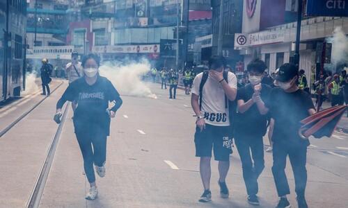 """""""홍콩 떠나겠다"""" 홍콩보안법이 부른 대만 이주 열풍"""